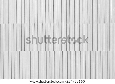 WITHE WOODEN FENCE - stock photo