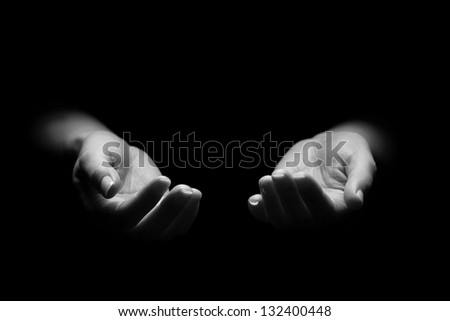 Outstretched Hands Stock Images, Royalty-Free Images & Vectors ...