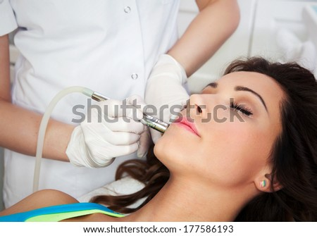 Facial care process