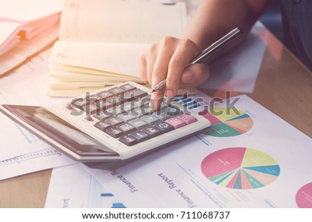 how to make an calculator block note