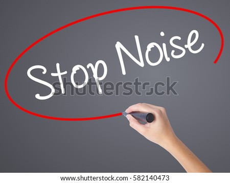 write a brief essay on noise pollution