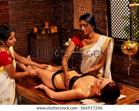 Exortic massage