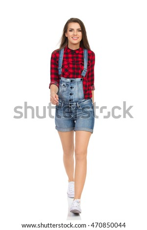Dungarees Stock Images, Royalty-Free Images & Vectors | Shutterstock