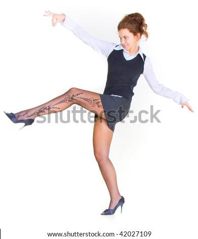 Woman Kicking Ass 8