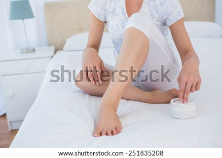Woman Urine Urgency Bathroom Stock Photo 623234255 ...
