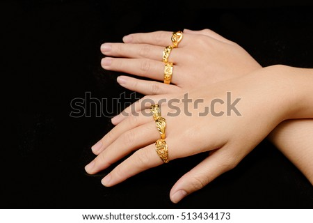 Finger ring Stock Royalty Free & Vectors