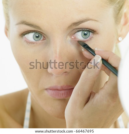 woman''s make up