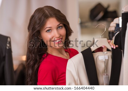 Clothing stores online Used