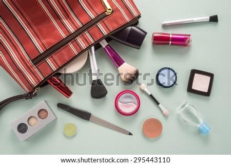Woman things   - stock photo