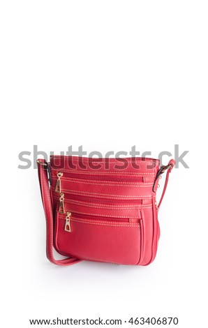 women bag on a background