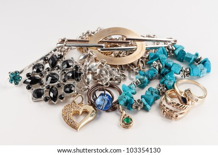 Women fashion accessories - stock photo