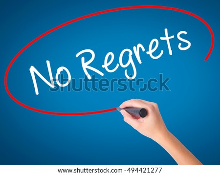 Regrets in life essay