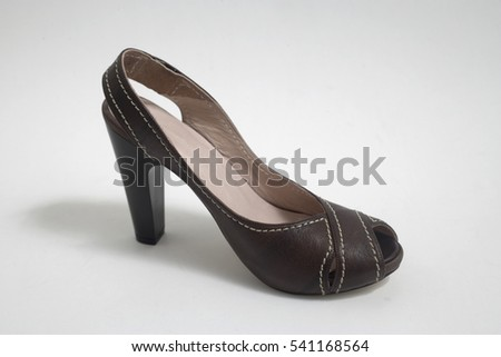 Women learher shoes