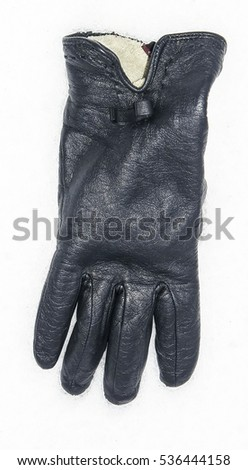 women's leather gloves