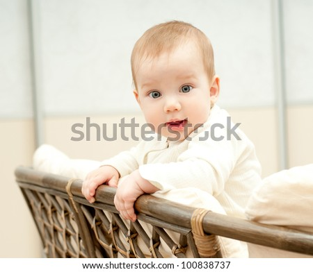wonderful cute kid
