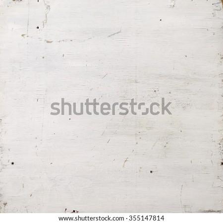 Wonderful white washed textured background - stock photo