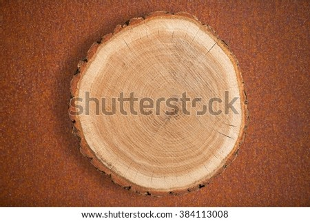 Wood. - stock photo