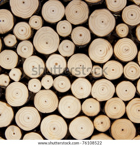 Wood background. - stock photo