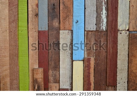 wood background color colorful texture abstract wall pattern old vintage retro wallpaper
