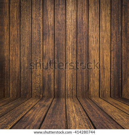 wood background texture and perspective with space