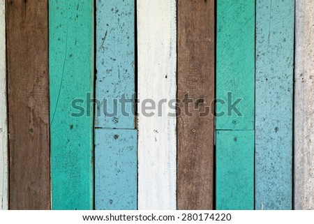 wood . Background wall texture .