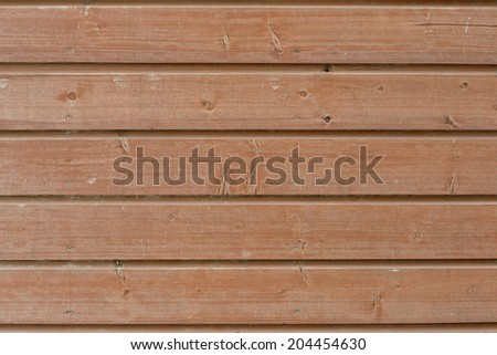 Wood background with screw heads