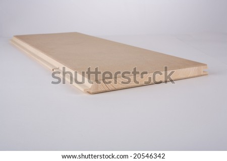 wood boards - stock photo