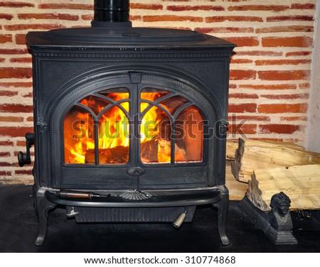 wood stove carbon emissions