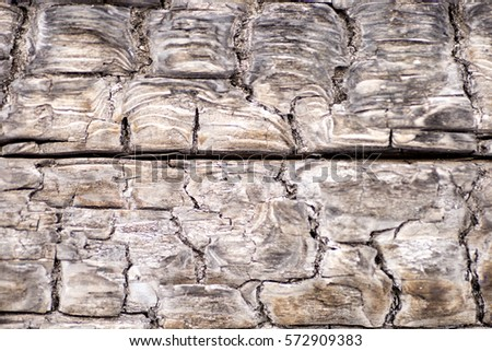 wood charcoal background