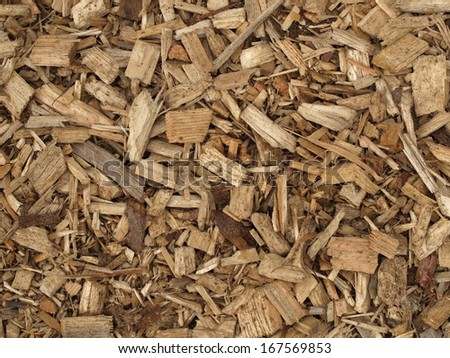 wood chips, renewable energy