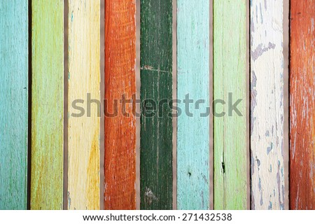 Wood color textured for background - stock photo