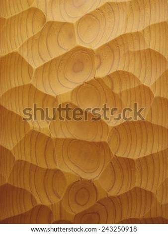 wood craft texture background - stock photo