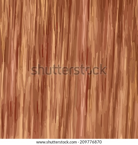 Wood decorative striped texture. Beautiful abstract bark pattern. Square illustration of natural material. Eco style background. - stock photo