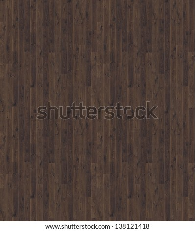 Wood Desk Texture. Plain View - stock photo