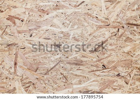 wood fiberboard background texture - stock photo