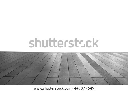 light wood floor perspective. Wood Floor Texture In Light Color Tone Isolated On White Background. Nature Good Perspective Warm O