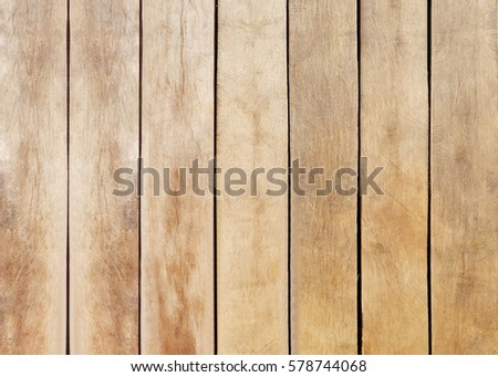 Unique Wooden Desk Surface Pattern Plank Painted Brown Sepia Wall Background And Decorating