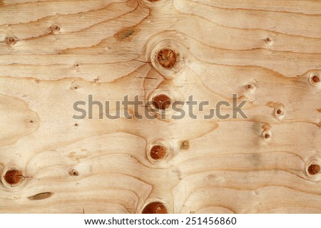 Wood for background or wall paper with a knot in the wood. Plywood is used around the world for many different things from building houses, boats, shipping containers and more, it is made from trees   - stock photo