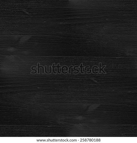 wood grain texture, black background, seamless pattern - stock photo