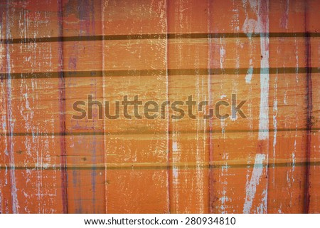 Wood material background for Vintage wallpaper - stock photo