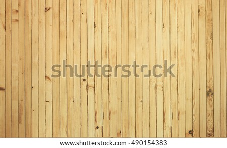 Wood panel background