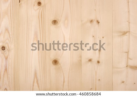 Wood panel background, untreated wood.
