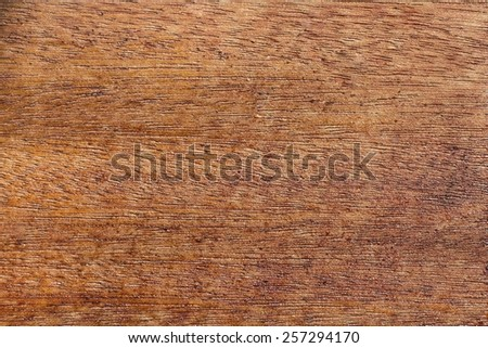 Wood panel texture natural brown background 1 - stock photo