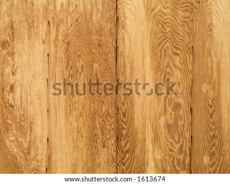 Wood Paneling - stock photo