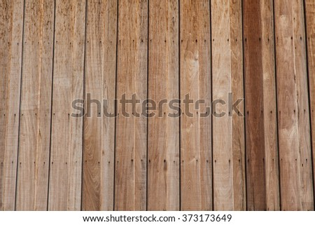 wood paneling vertically stacked sheets antique stock photo edit