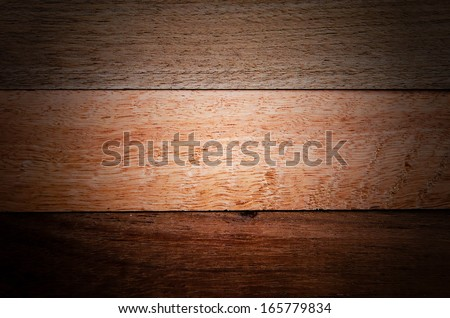 wood panels texture use as background