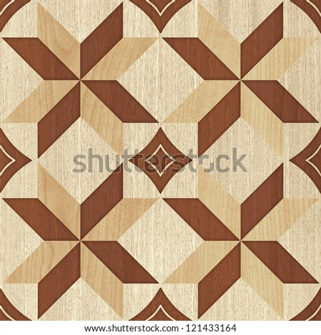 wood pattern texture. (high.res.) - stock photo