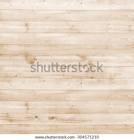 Wood pine plank light brown texture for background - stock photo