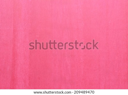 Wood pink background - stock photo