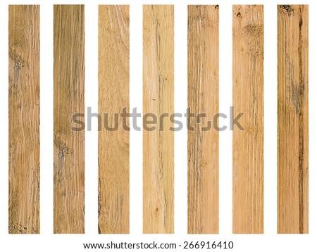 Wood plank texture background - stock photo